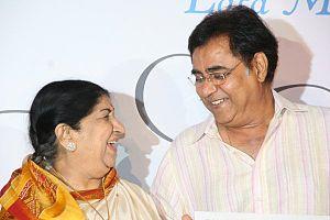 English: Lata Mangeshkar releases music album ...