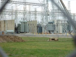 Electrical substation  Wikipedia