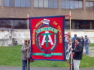 The National Union of Teachers, Lewisham chapt...