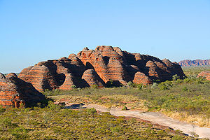 English: Purnululu NP (WA)