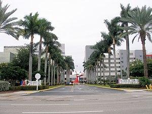 English: Carnival Place, Carnival Corporation ...