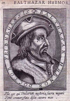 Hubmaier Balthasar