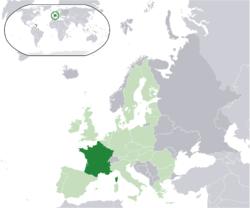 Situación de Francia