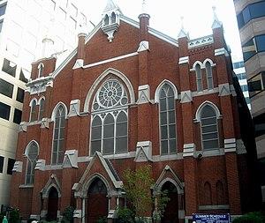 The Metropolitan African Methodist Episcopal C...
