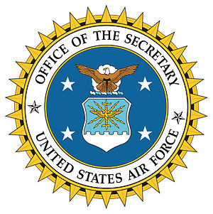 English: Office of the Secretary of the Air Fo...