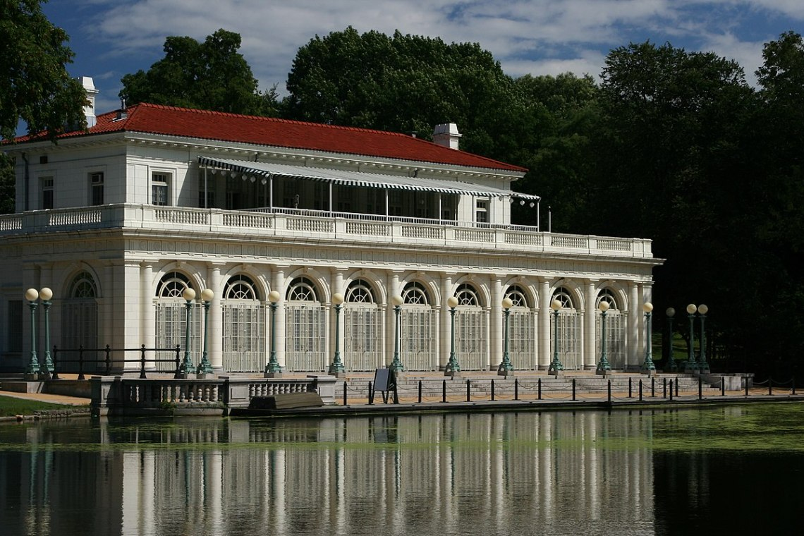 Image Result For The Boathouse
