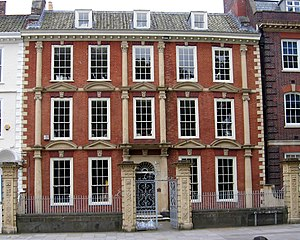 The Sailors' Refuge, Queen Square, Bristol, UK...