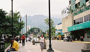 Downtown San Pedro Sula