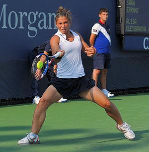 Sara Errani - US Open 2010