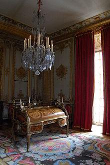 bureau du roi wikipedia