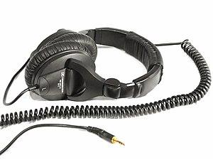 Sennheiser-HD280pro headphones
