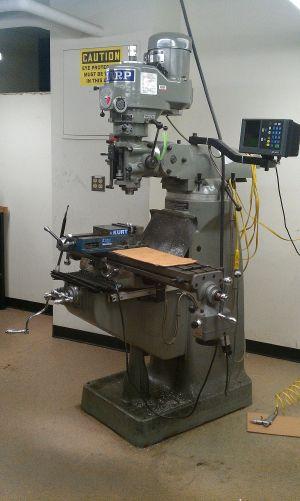 Milling (machining)  Wikipedia