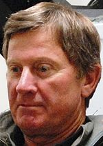 Spurrier in March 2007