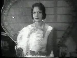 Natalie Kingston as Lady Jane in Tarzan the Ti...