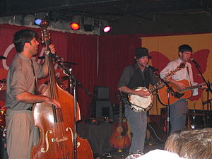 The Avett Brothers in Cleveland, OH Grog Shop