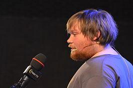 Comedian william boeva heeft een heftig jaar achter de rug. William Boeva - Wikipedia