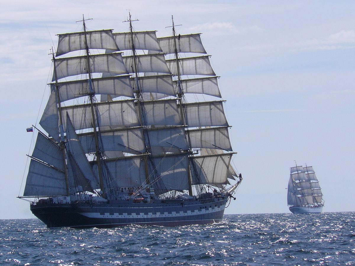Kruzenshtern Ship Wikipedia