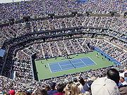 El Abierto de los Estados Unidos (disputado en Queens) es el cuarto y último torneo de Grand Slam de la temporada.