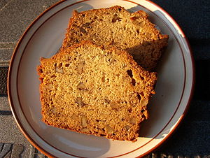 Aunt Edith's Banana Bread Recipe
