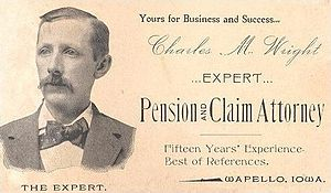 Brief History: Civil War Pensions: The busines...
