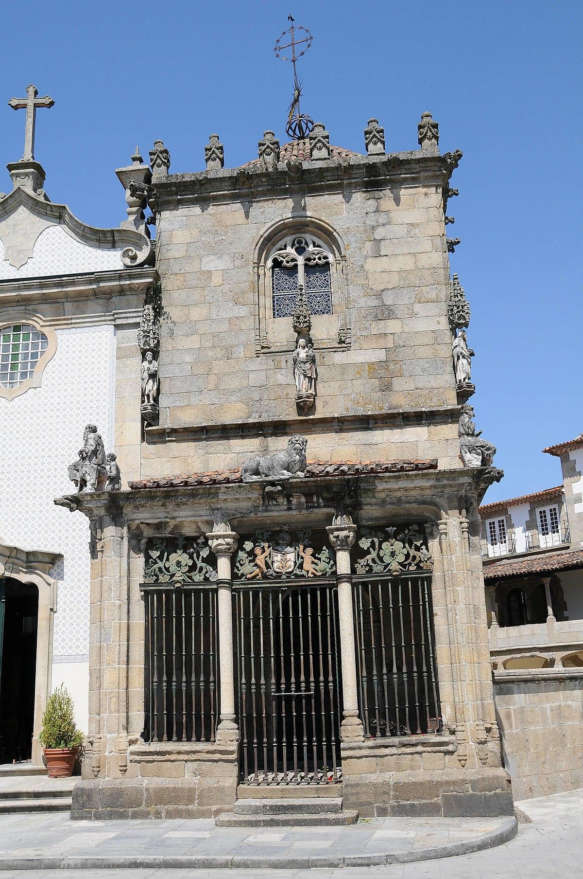 Capela Dos Coimbras Wikipedia