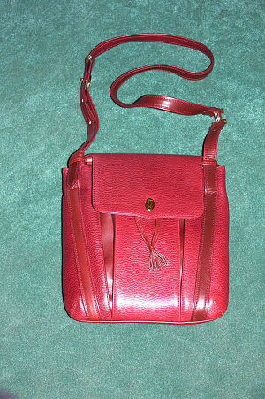 Cartier hand bag