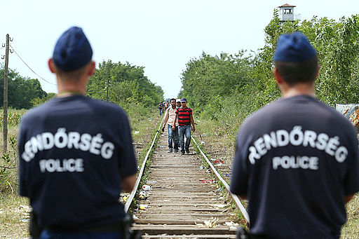 Migrants in Hungary 2015 Aug 009