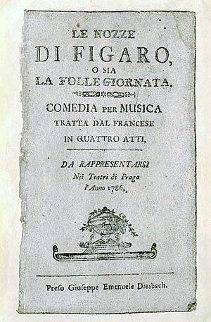 Libretto 1786