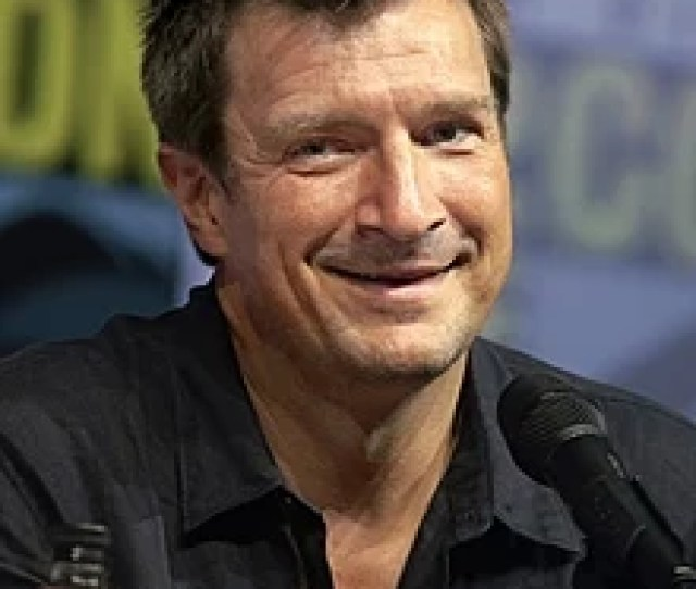 Nathan Fillion By Gage Skidmore  Jpg