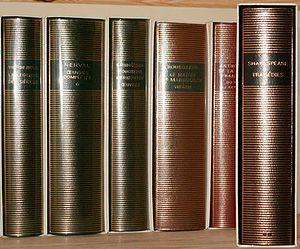 Bibliothèque de la Pléiade.