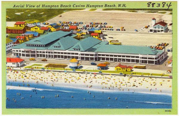 Hampton Beach Casino Ballroom - Wikipedia