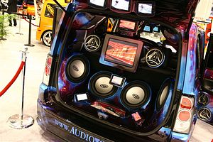 Audiovox Scion xB
