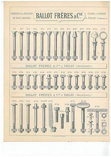 clé alène