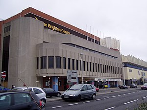 Brighton Centre at the Seafront