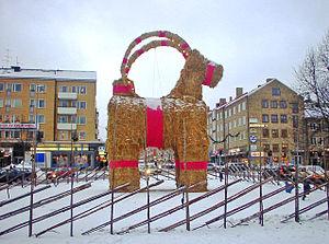The Gävle Goat