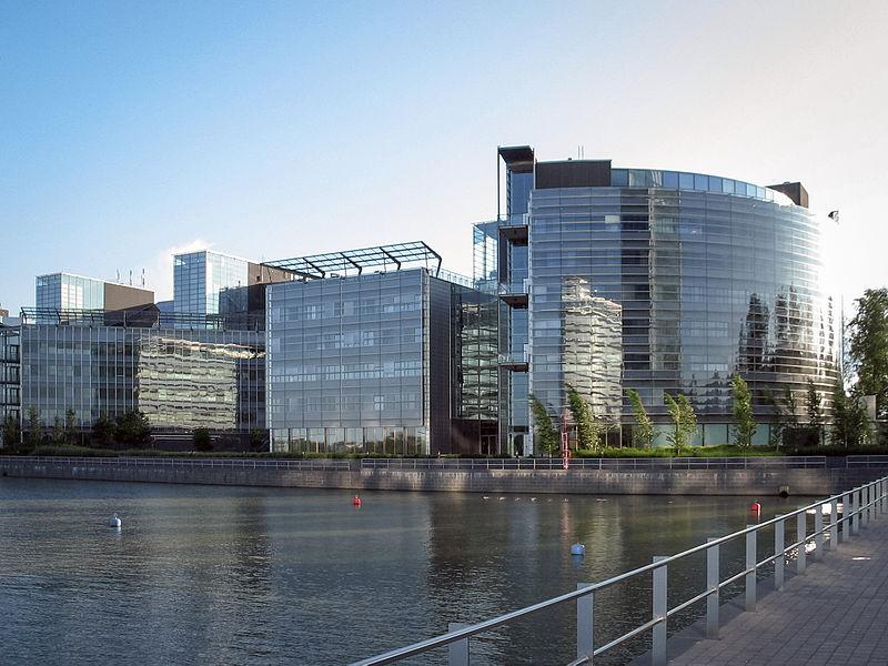 Photo of Nokia Headquarters courtesty of -Majestic-