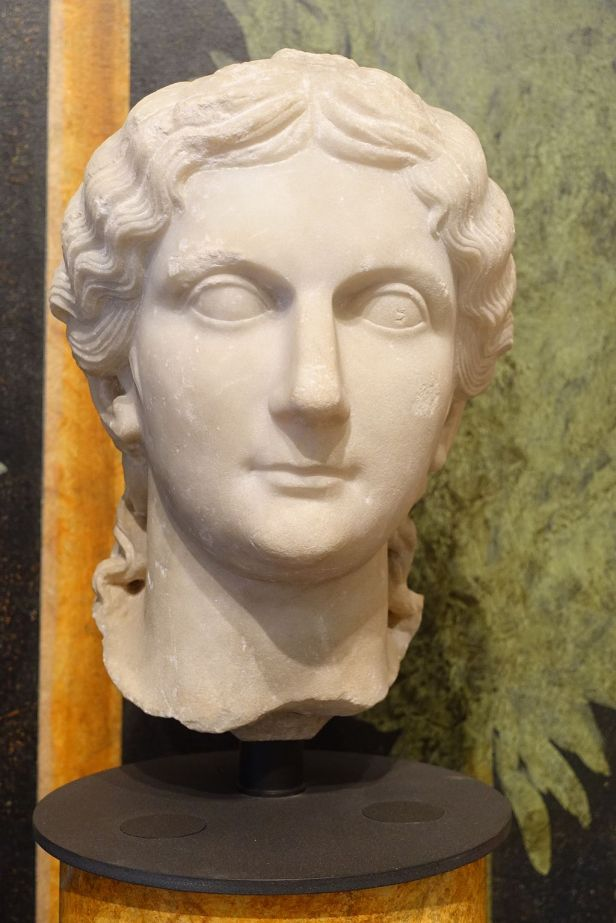 Penn Museum - Joy of Museums - Agrippina