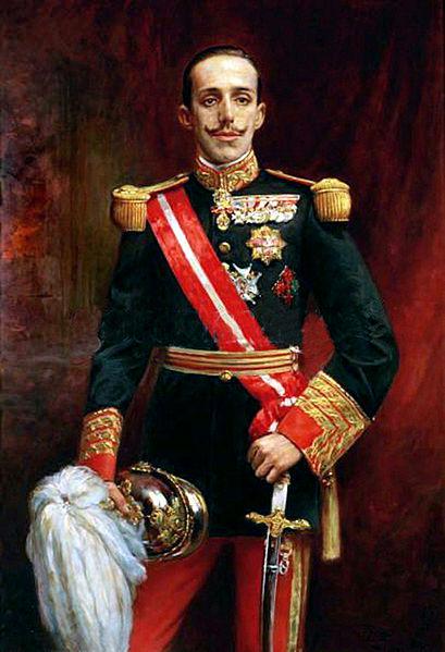 Resultado de imagen para Fotos de Alfonso XIII