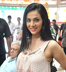 FileShilpa Anand On Location Shoot Of Film The Malljpg