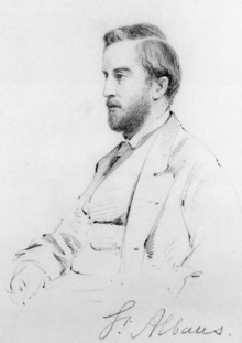William Amelius Aubrey de Vere Beauclerk, 10th Duke of St Albans.png