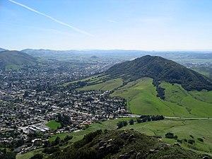 Cerro San Luis (a. k. a. Madonna Mountain), Sa...