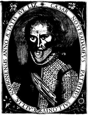 Cesar de Nostredame