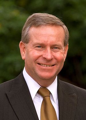 English: Picture of Colin Barnett, Premier of ...