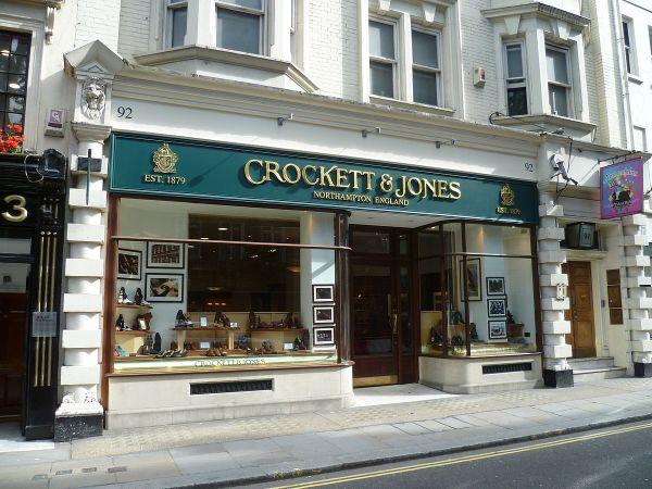 Crockett & Jones - Wikipedia