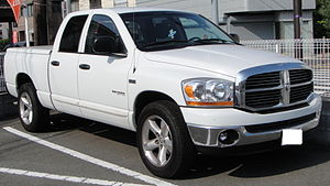 English: Dodge RAM 1500