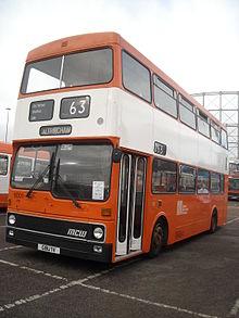 MCW Metrobus Wikipedia