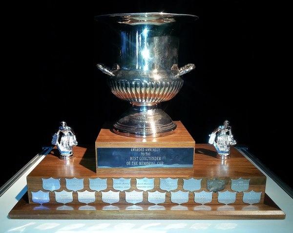 Hap Emms Memorial Trophy - Wikipedia