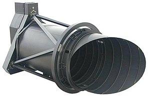 HiRISE camera structure