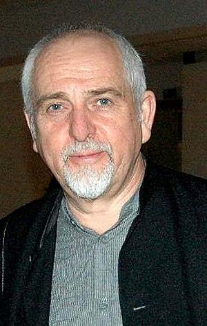 English: Peter Gabriel