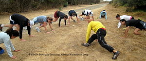 English: East Bay Run Club: Strength Training ...
